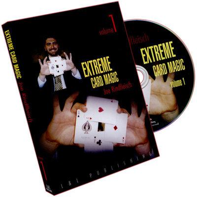 Extreme Card Magic Volume 1 by Joe Rindfleisch