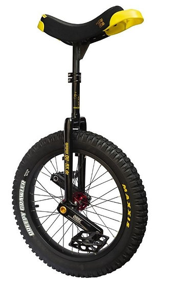 "*Qu-Ax Muni 19"" Unicycle Q-Axle"