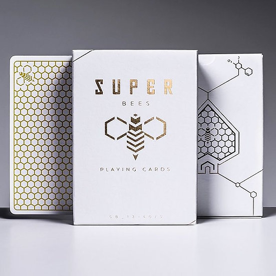 *Super Bees Playing Cards