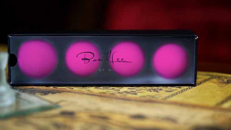 "Perfect Manipulation Balls (2"" Pink) by Bond Lee"