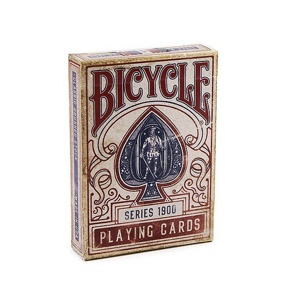 Bicycle - Series 1900 Playing Cards