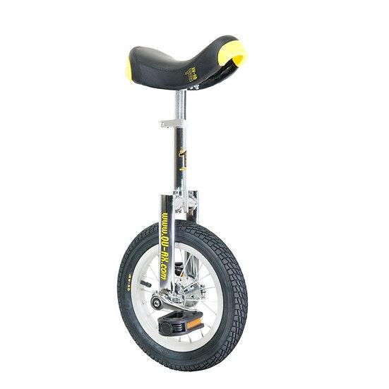 "*Qu-Ax Luxus 12"" Trainer Unicycle"