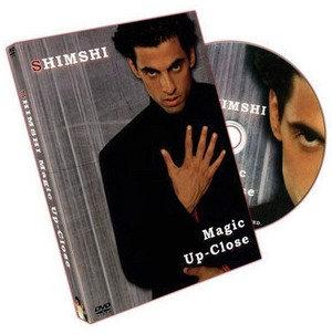 Magic Up-Close by Shimshi - DVD