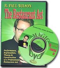 Restaurant Act Paul Wilson