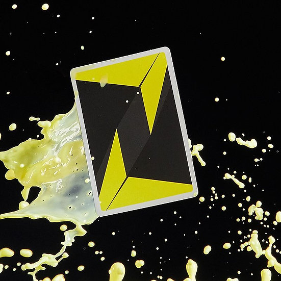 *Zone Playing Cards - V2 - Yellow