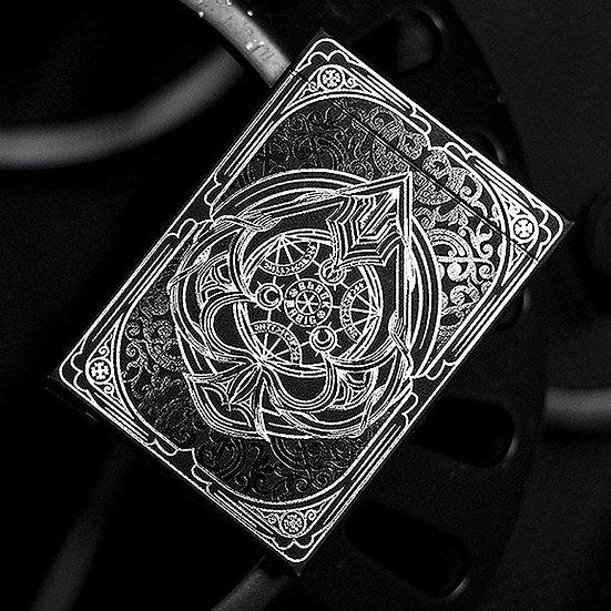 *Bicycle - Black Magic Playing Cards