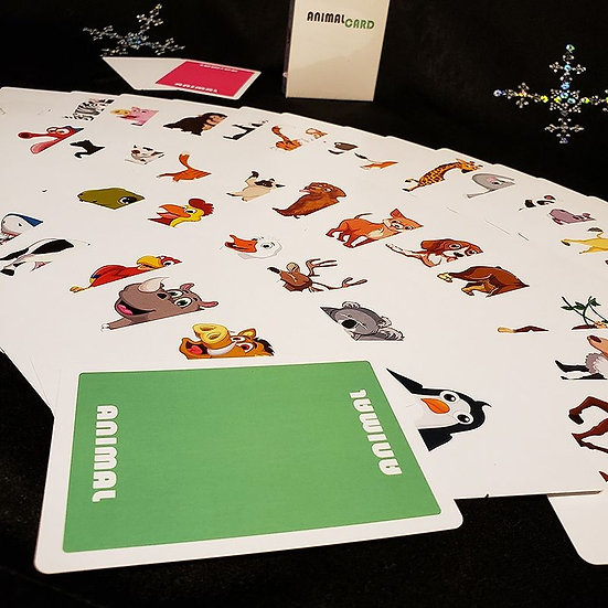 *Animal Card