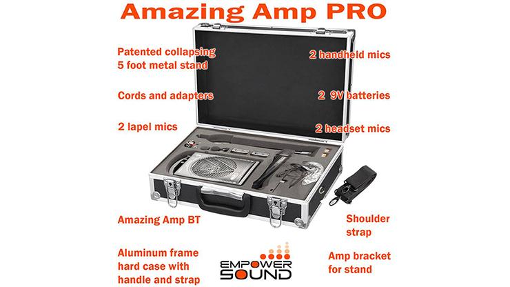 Amazing Amp Pro by Empower Sound
