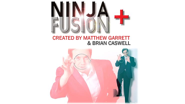 Ninja+ Fusion in Black Chrome by Matthew Garrett & Brian Caswell