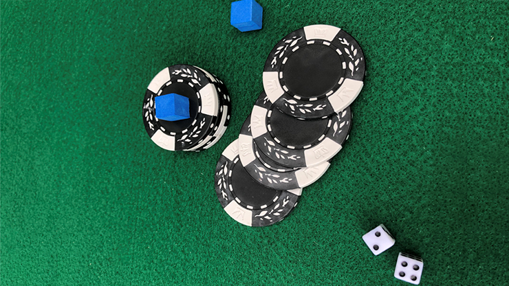 Chip Stack by The Ambitious Card