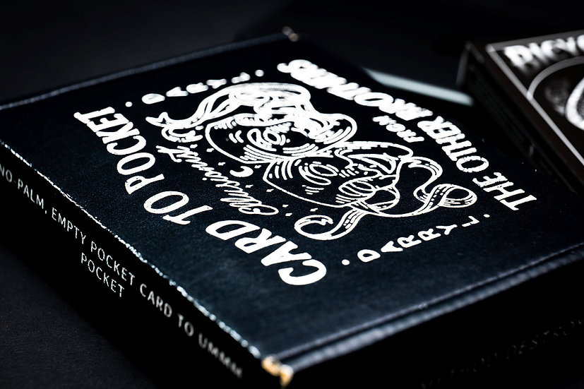 *Card to Pocket by The Other Brothers and Ellusionist