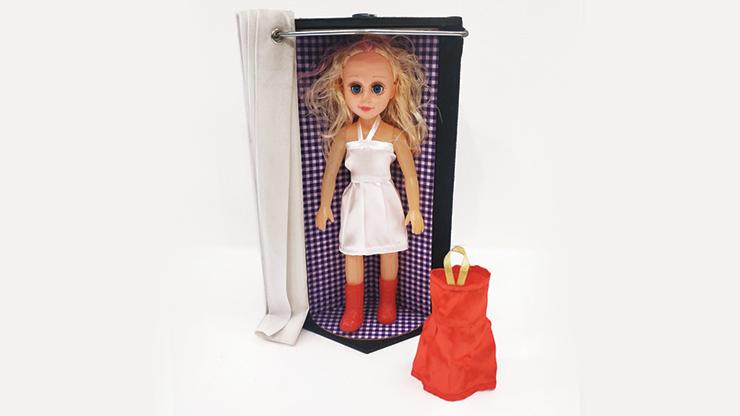 Dress Changing Doll by Tora Magic