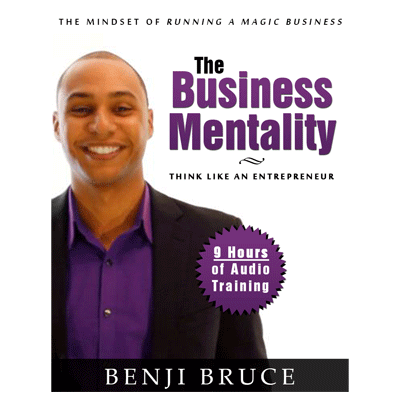 Business Mentality by Benji Bruce