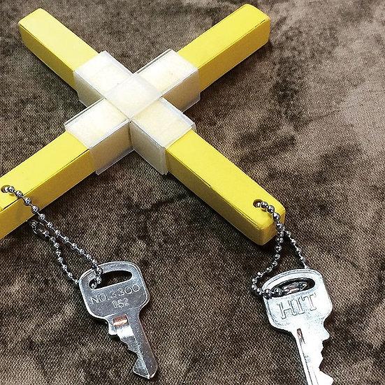 *Tenyo - 4D Cross