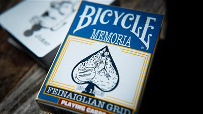 Memoria Deck (Feinaiglian Grid) Bicycle