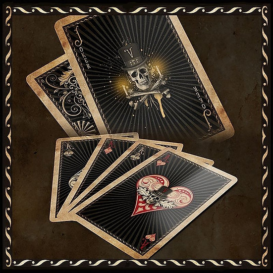 *Voodoo Playing Cards