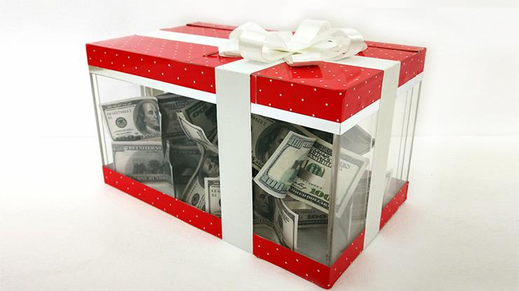 Surprise Gift Box by Tora Magic
