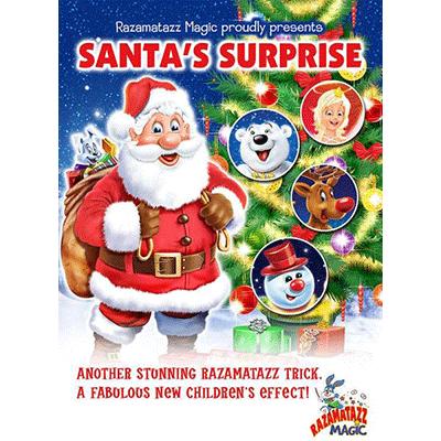 Santa's Suprise by Razamatazz Magic