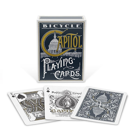 *Bicycle - Capitol Playing Cards
