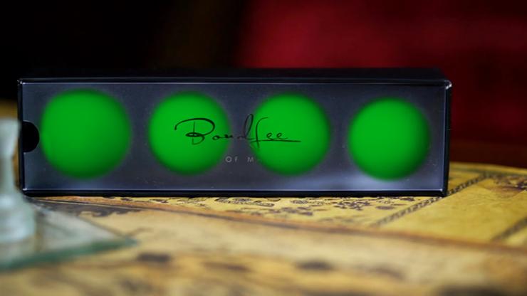 "Perfect Manipulation Balls (2"" Green) by Bond Lee"