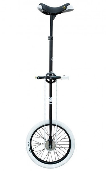 *QX Alloy Giraffe Unicycle