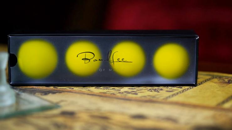 "Perfect Manipulation Balls (2"" Yellow) by Bond Lee"