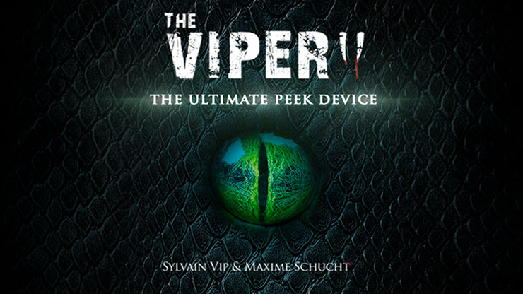 Marchand de Trucs & Mindbox Present The Viper Wallet by Sylvain Vip