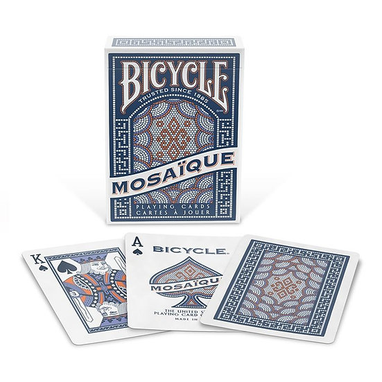 *Bicycle - Mosaique Playing Cards