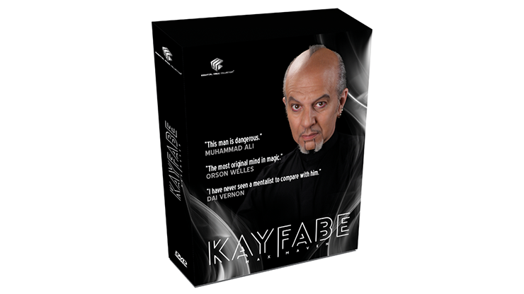 Kayfabe (4 DVD set) by Max Maven and Luis De Matos - DVD