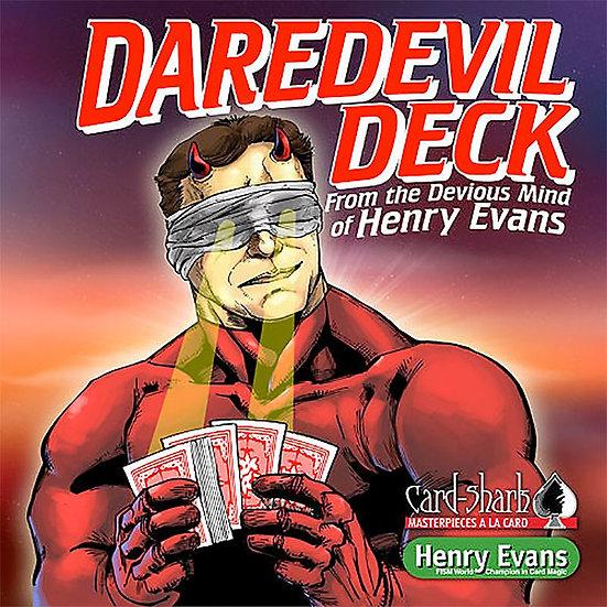 *Daredevil Deck by Henry Evans