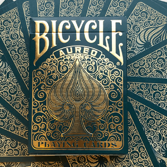 Bicycle - Aureo Playing Cards