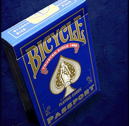 Bicycle - Passport Project Playing Cards