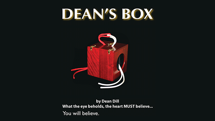 Dean's Box 2.0 (Box, Props and DVD) by Dean Dill