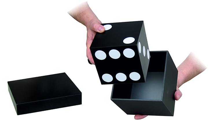 Transforming Cube by Joker Magic