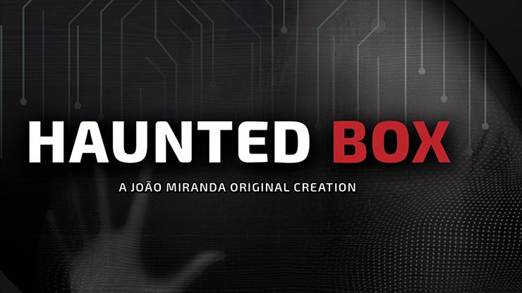 Haunted Box (Standard) by Joao Miranda
