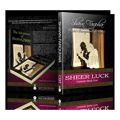 *Sheer Luck Comedy Book Test