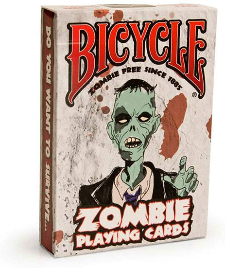 Bicycle - Zombie Playing Cards