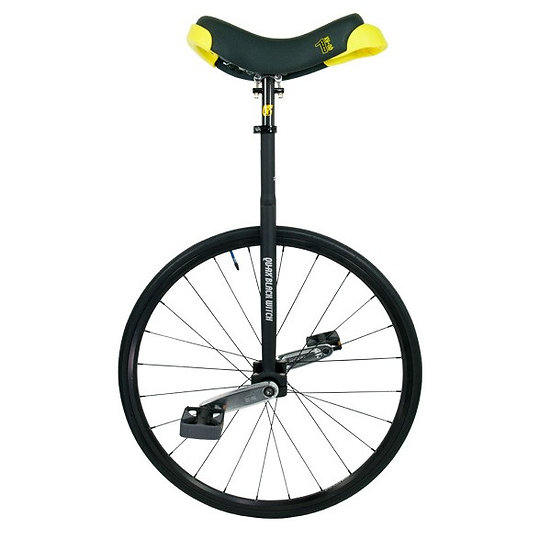 *Qu-Ax 'BAD Black Witch' Racing Unicycle