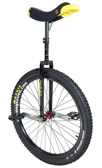 "*Qu-Ax Muni Unicycle 27.5"" Q-Axle"