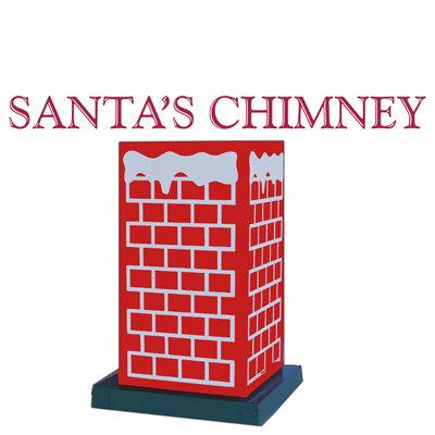Santa's Chimney by Daytona Magic Inc.
