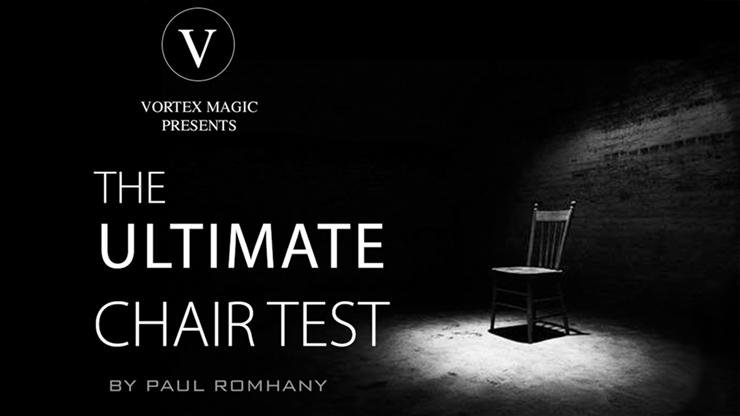 *Vortex Magic Presents - The ULTIMATE Chair Test