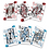 Thumbnail: Omen Revolution Playing Cards - Red