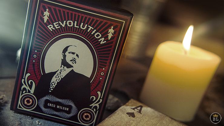 *Revolution by Greg Wilson