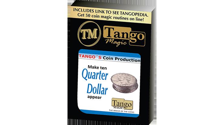 Tango Coin Production - Quarter D0185 by Tango