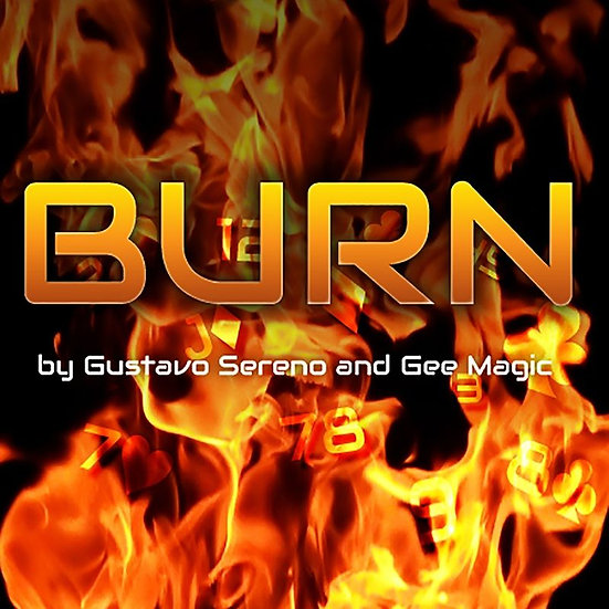 *Burn by Gustavo Sereno