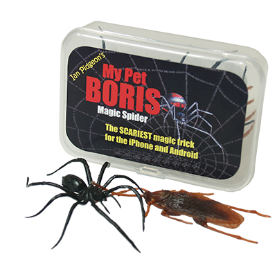 *My Pet Boris Magic Spider