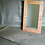 Thumbnail: Flexible Mirror/Needle Through Mirror by Tony Karpinski