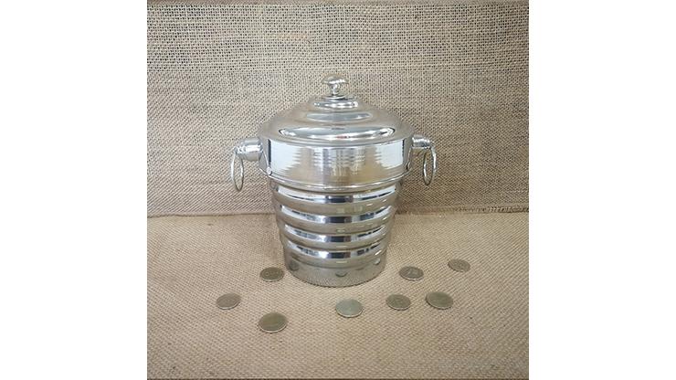 Coin Bucket (3 Times) by Tora Magic