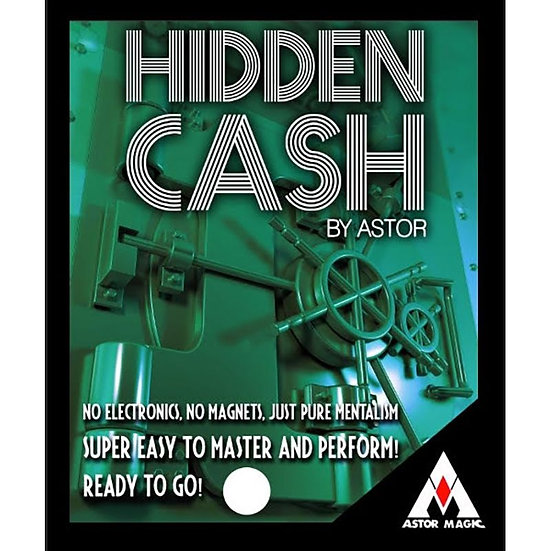 *Hidden Cash by Astor