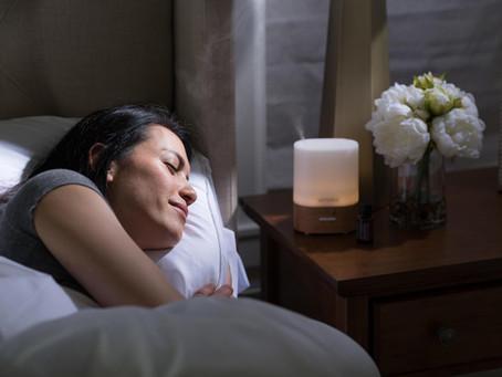 Aceites Esenciales para dormir mejor
